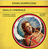 "MORRICONE, ENNIO ""GIALLO CRIMINALE (YELLOW) (RSD 2020)"" (LP (LTD. ED.))"