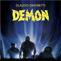 "SIMONETTI, CLAUDIO ""DEMON (SILVER)"" (7"" (LTD. ED.))"
