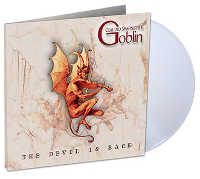"SIMONETTI, CLAUDIO/GOBLIN ""THE DEVIL IS BACK (WHITE)"" (LP (LTD. ED.))"