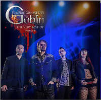 SIMONETTI, CLAUDIO/GOBLIN - THE BEST OF, VOL.1 (BLUE) LP (LTD. ED.)