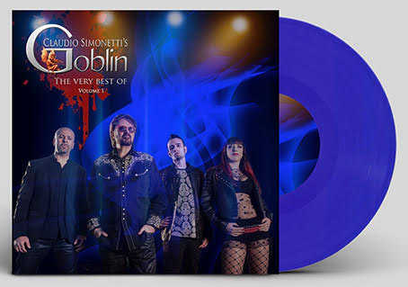 SIMONETTI, CLAUDIO/GOBLIN - THE BEST OF, VOL.1 (BLUE)(LP (LTD. ED.))