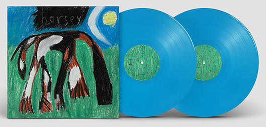 CURRENT 93 - HORSEY (SKY BLUE)(2LP (LTD. ED.))