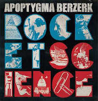 "APOPTYGMA BERZERK ""ROCKET SCIENCE (RED)"" (LP (ED. LIM.))"