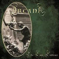 "ARCANA ""THE LAST EMBRACE (GREEN & BLACK MARBLED)"" (LP (LTD. ED.))"