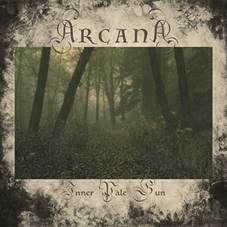 "ARCANA ""INNER PALE SUN (GOLD & BLACK MARBLE)"" (LP (LTD. ED.))"
