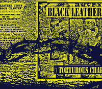 "BLACK LEATHER JESUS ""TORTUOUS CHAPTE"" (CD)"