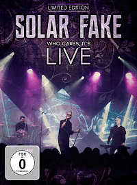 "SOLAR FAKE ""WHO CARES, IT'S LIVE"" (BOX (LTD. ED.))"