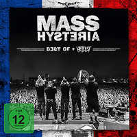 "MASS HYSTERIA ""BEST OF + LIVE AT HELLFEST 2013+2019"" (CD+DVD)"