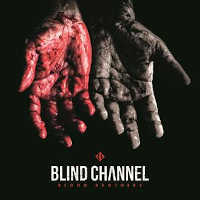 "BLIND CHANNEL ""BLOOD BROTHERS"" (CD)"