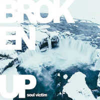 "BROKEN UP ""SOUL VICTIM (LIGHT BLUE)"" (LP (LTD. ED.))"