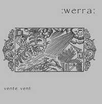":WERRA: ""VENTE VENT (LIGHT GREY)"" (LP (ED. LIM.))"