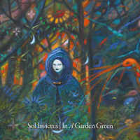 "SOL INVICTUS ""IN A GARDEN GREEN (BLACK)"" (LP (ED. LIM.))"