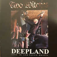 "TWO WITCHES ""DEEPLAND (LIVE IN SAO PAULO)"" (CD (LTD. ED.))"