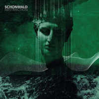 SCHONWALD - ABSTRACTION (GREEN) LP (LTD. ED.)