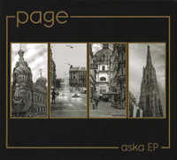 "PAGE ""ASKA UNDER MITT SKINN"" (LP (LTD. ED.))"