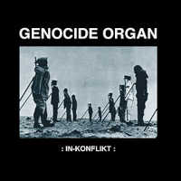 GENOCIDE ORGAN - IN-KONFLIKT LP (LTD. ED.)