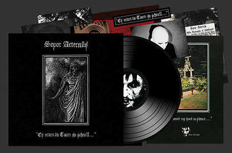 SOPOR AETERNUS & ENSEMBLE OF SHADOWS - ES REITEN DIE TOTEN SO SCHNELL (ORIGINAL RECORDINGS)(LP (ED. LIM.))