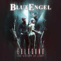 "BLUTENGEL ""ERLOSUNG. THE VICTORY OF LIGHT (TWO COLORED)"" (2LP (ED. LIM.))"