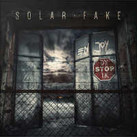 "SOLAR FAKE ""ENJOY DYSTOPIA (TWO COLOURED)"" (2LP (LTD. ED.))"